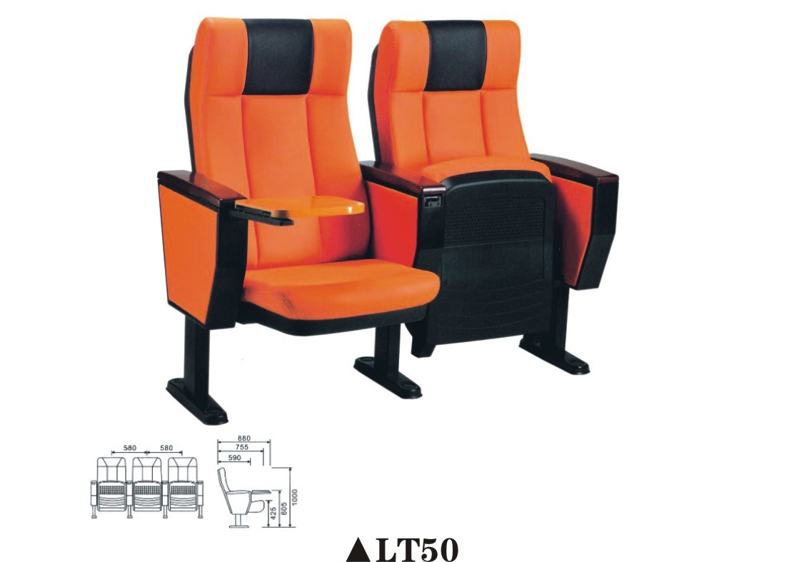 Hot Sale Theater Cinema Auditorium Seat with Cushion
