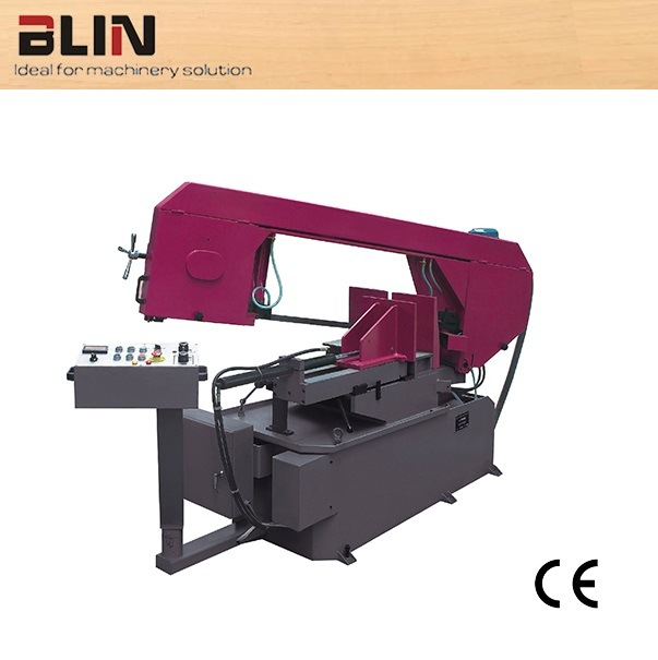 Horizontal Rotary Table Band Saw (BL-HS-J44R) (High quality)