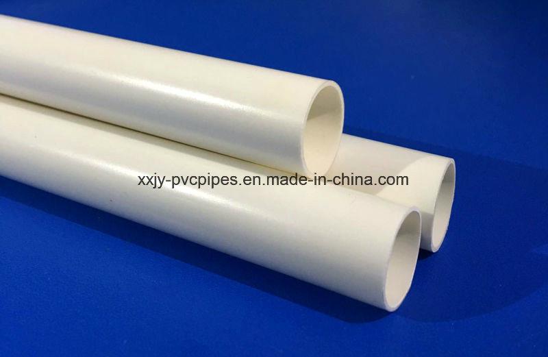 Reinforcement Installation PVC Pipe.
