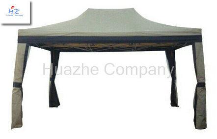 10ft X 15ft (3X4.5m) All Cross Folding Gazebo Folding Canopy Pop up Tent