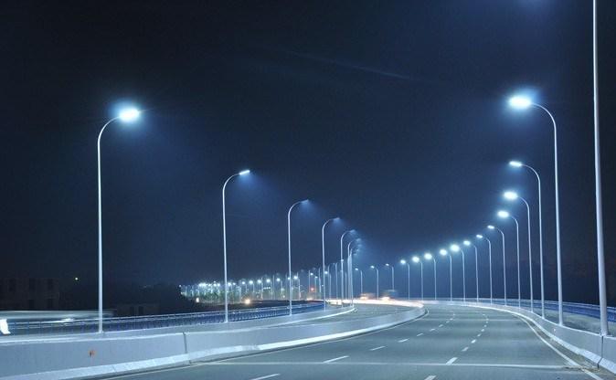 Del street lighting et outdoor del lighting del street for Eclairage exterieur usine