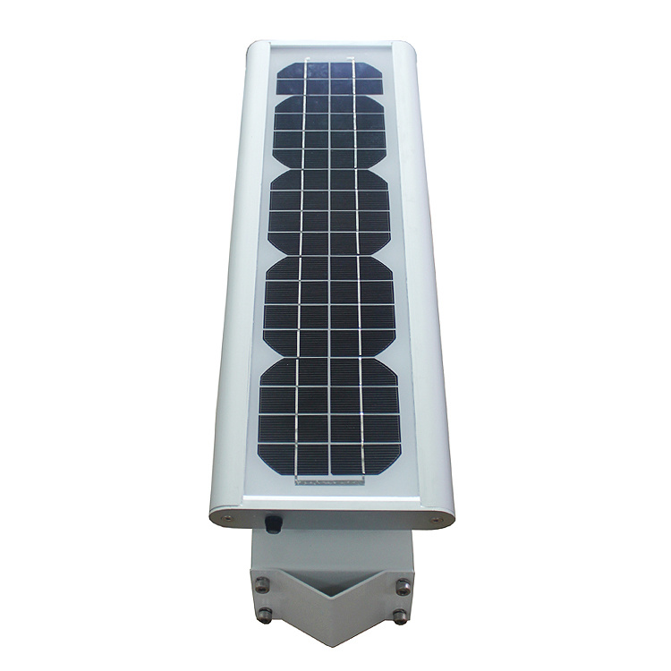5W Solar LED Street Road Path Garden Lamp Light with Infrared Sensor