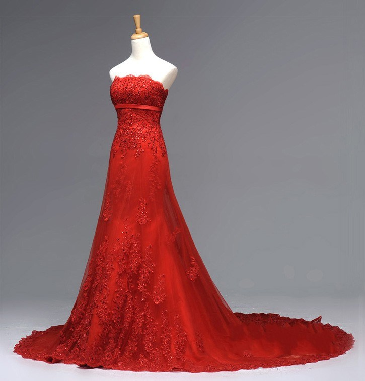 Philly Inspired Wedding On Pinterest Red Wedding Gowns