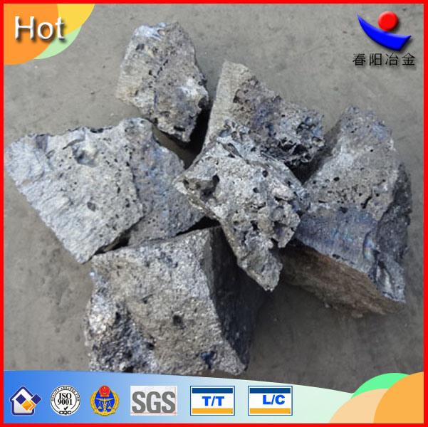 Ferro Calcium Silicon Alloy Lumps Used in Steelmaking