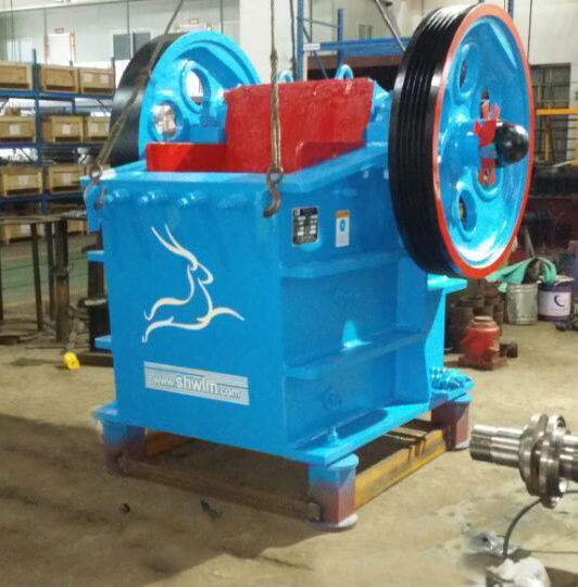 Jaw Crusher with 150-280tph ISO9000 Ce Certificate (MS3624)