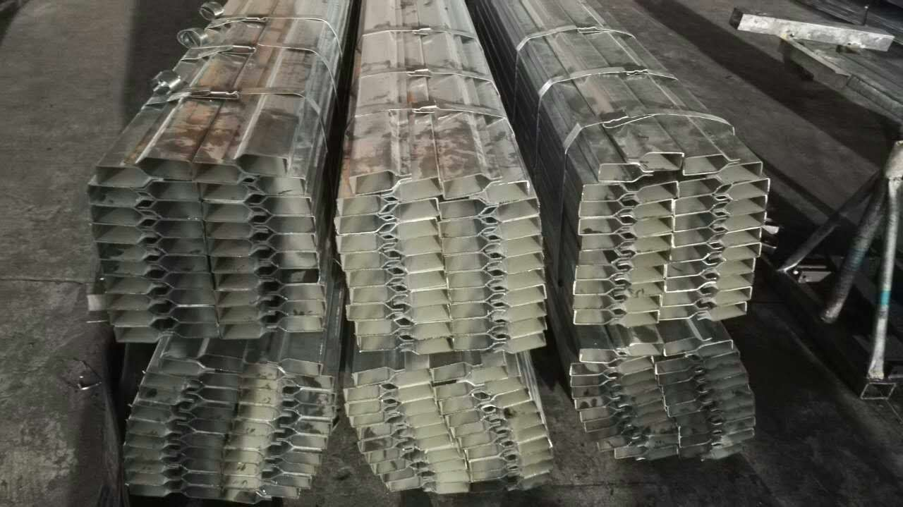 Louvers Steel Profile/ Steel Profile