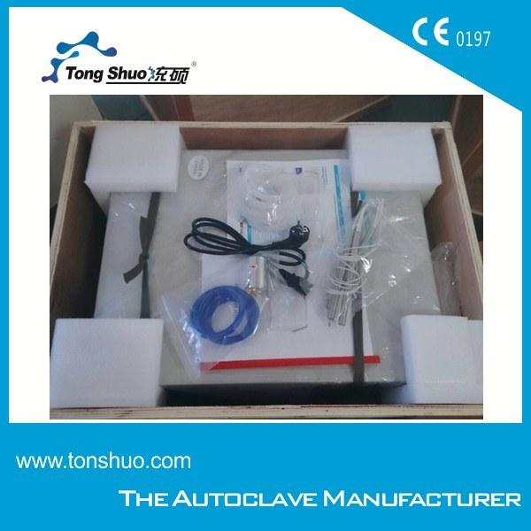 Table Top 17l Pre-Vacuum High Pressure Steam Autoclave
