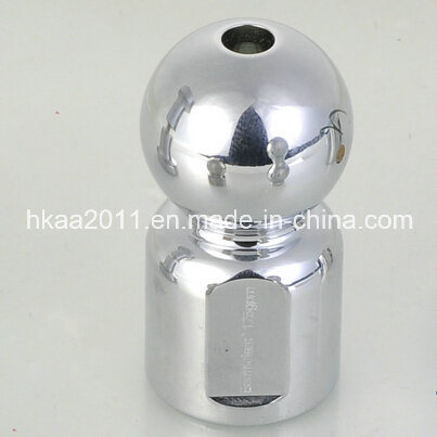 CNC Turning Parts, Cusotmized Stainless Steel Bathroom Accessory