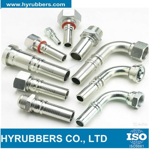 Professional Hyrubbers Hydraulic Hose Fittings and Adapters/ Hose Connnectors