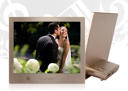 Wholesale Bulk Wall Mounted GIF LCD LED HD 8 Inch Digital Frame Digital Photo Frame Digital Picture Frame