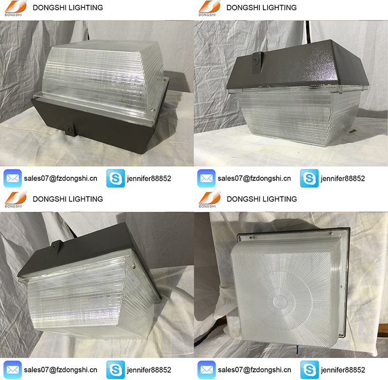 High Lumen Meanwell Driver LED Gas Station High Bay Light