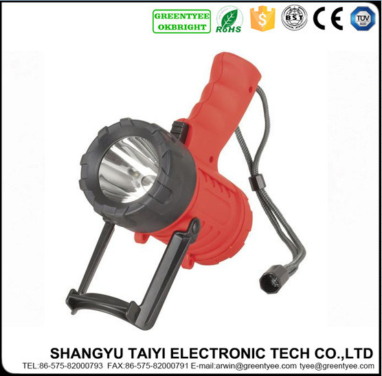 5W 350lm CREE LED Rechargeable Diving Strobe Spotlight