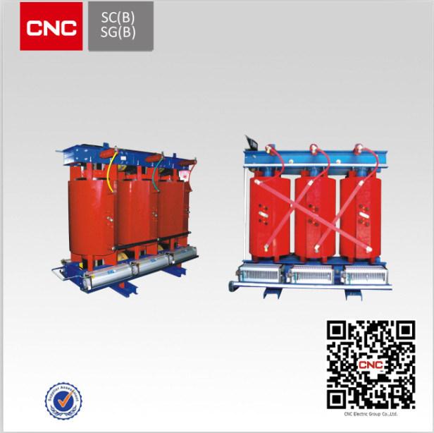 35kv and Below Dry-Type Power Transformer (SC9, SG(B))