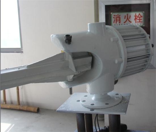 Low Start up Wind Speed 48V/96V/120V 3kw Horizontal Wind Generator Turbine