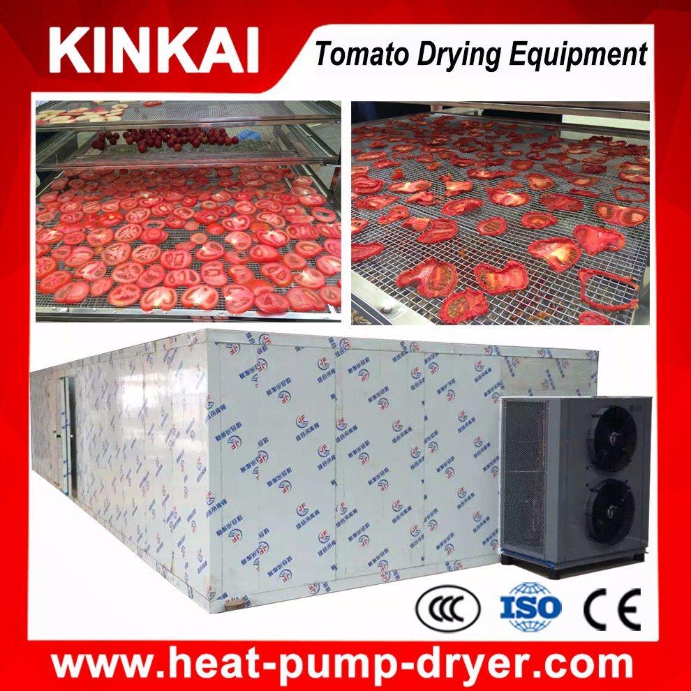 1500 Kg Per Batch Drying Capacity Tomato Drying Machine