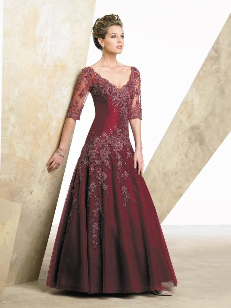Mother Of The Bride Dresses For Young Mothers - Amore Wedding Dresses