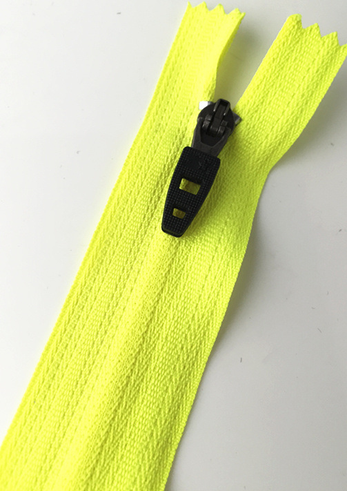 Non-Separating #3 CFC Zipper & Coil Zipper Close End
