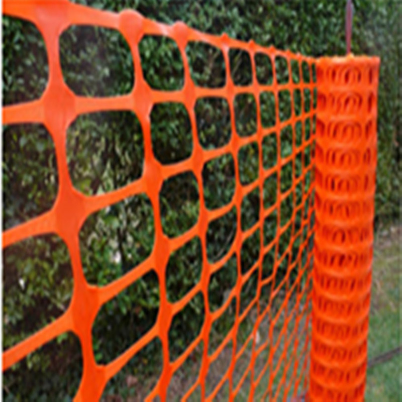 China Hot Sale Orange Warning Fence