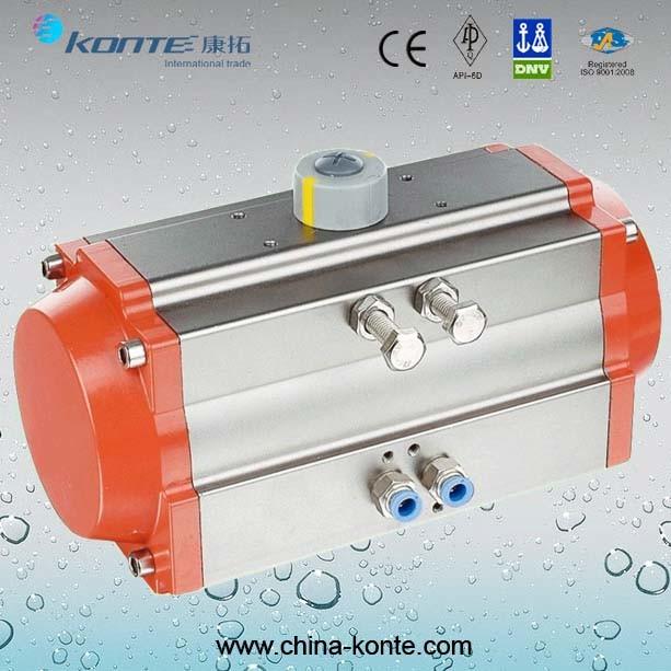 Pneumatic Actuator of Different Seal Material High Low Temperature