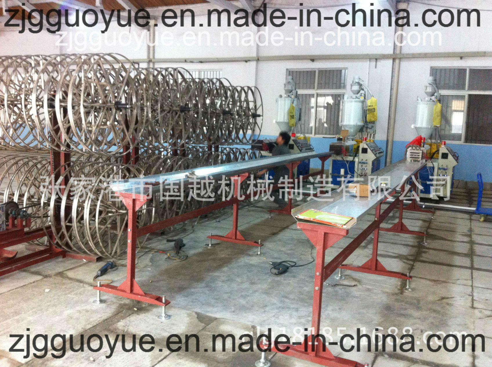 PA66GF25 Polyamide Tape Winding Machine
