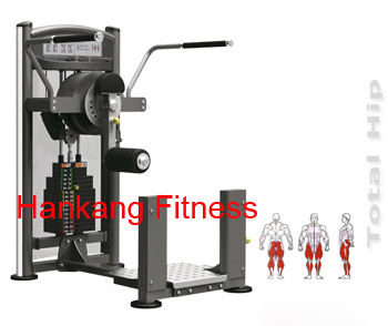 Gym Equipment, Fitness, Strength Machine, Total Hip Machine -PT-823