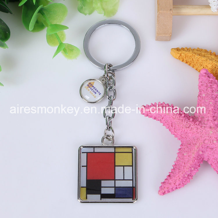 Metal Keychain for Holland Museum 2017