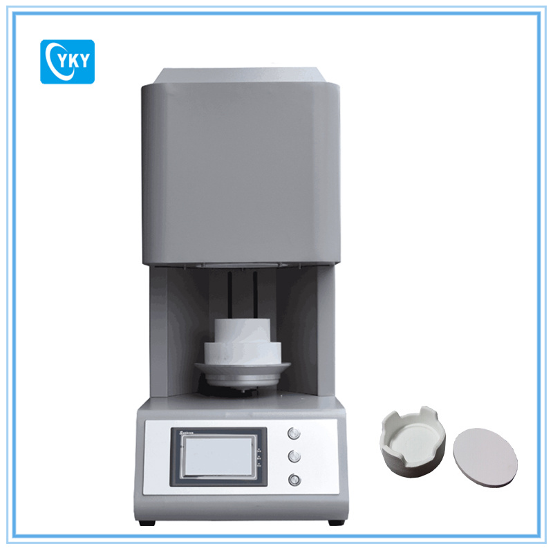 Dental Zirconia Ceramic Sintering Furnace Heated by Mosi2 Rods