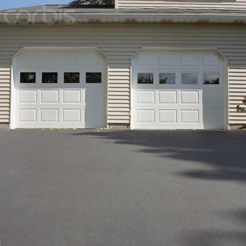 Toma Automatic Sectional Garage Door