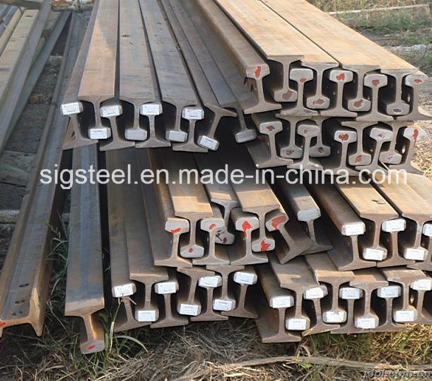 Steel Rail Light Rail and Heavy Steel