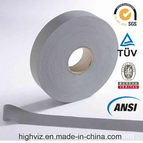 En20471 Silver Reflective T/C Fabric (1001)