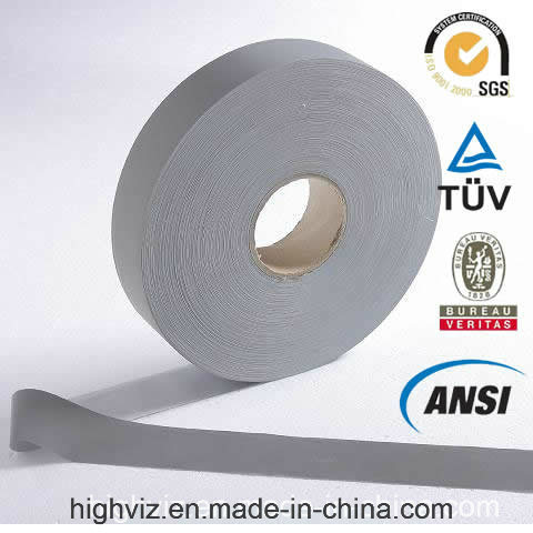 Silver Reflective Tape with Certificate En20471 (1001)