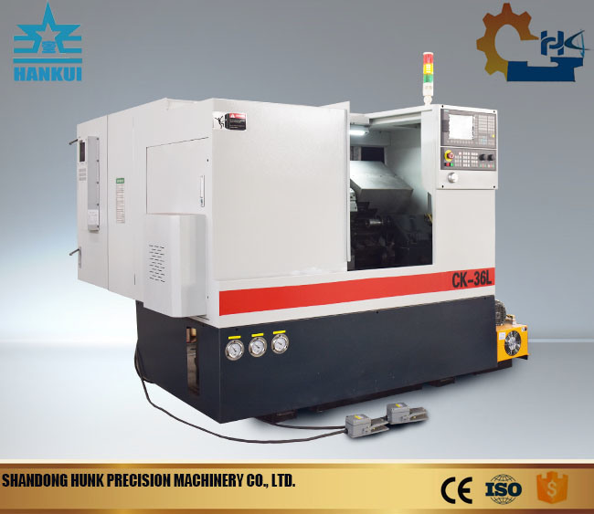 Ce High Precision Slant Bed CNC Lathe