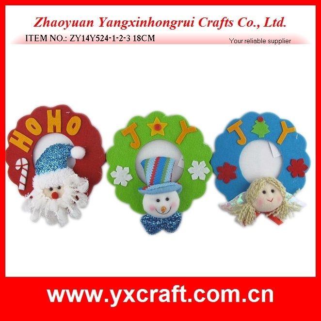Christmas Decoration (ZY14Y341-1-2-3) Christmas Wreath