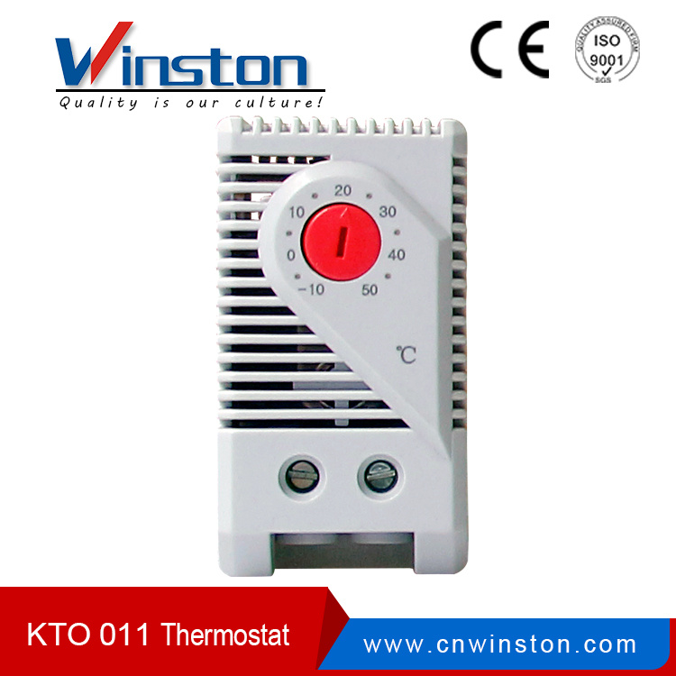 Electronic Controller Small Compact Room Thermostat (KTO 011)