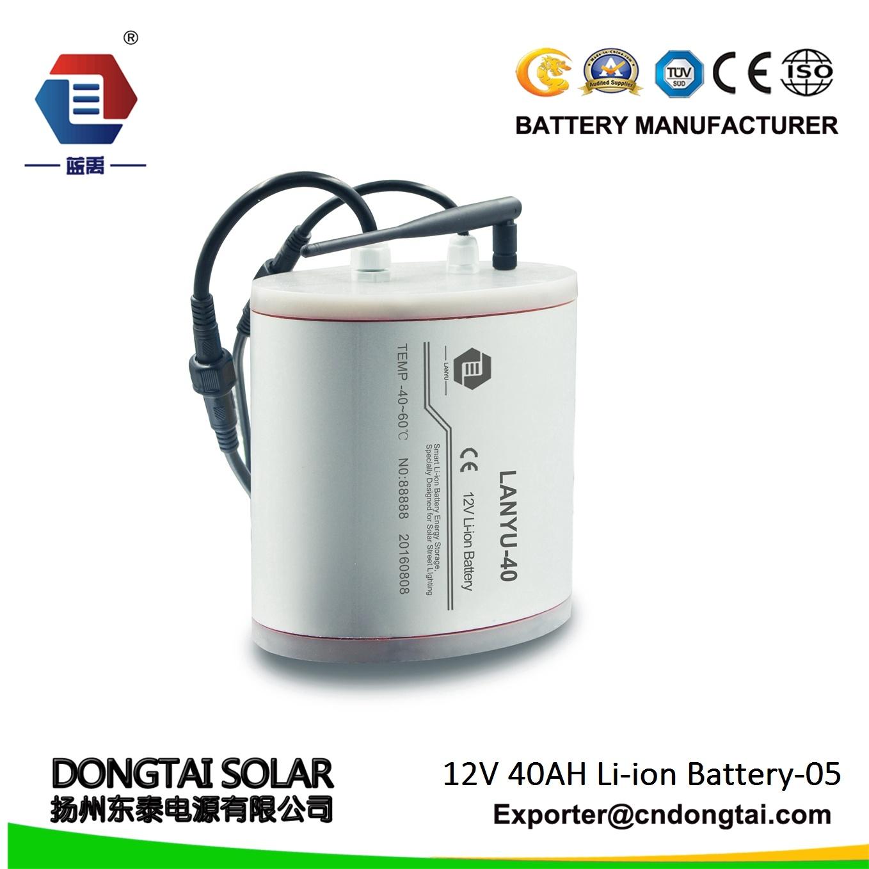 11.1V 40ah Solar Street Light Lithium Ion /Li-ion Battery