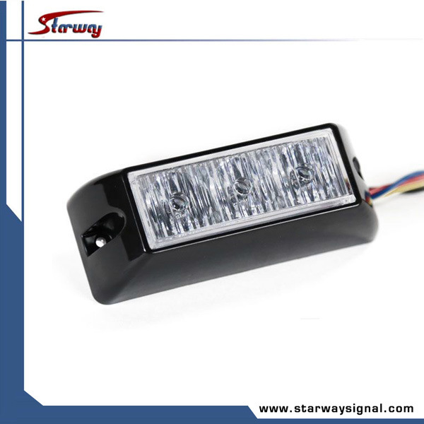 Warning LED Grill Surface Mounts (LED214A)