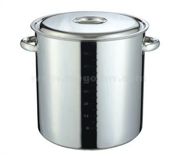 how to clean bottom of stainless steel pots