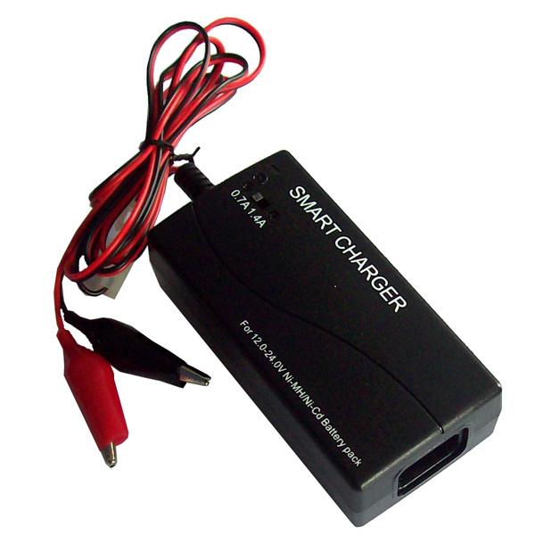 7.2V-12V Smart Universal NiMH Battery Charger