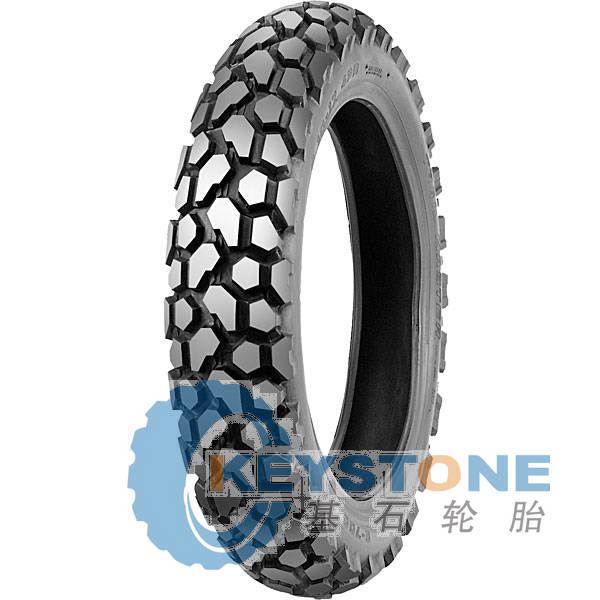 Motorcycle Tire (110/90-17, 90/90-19)