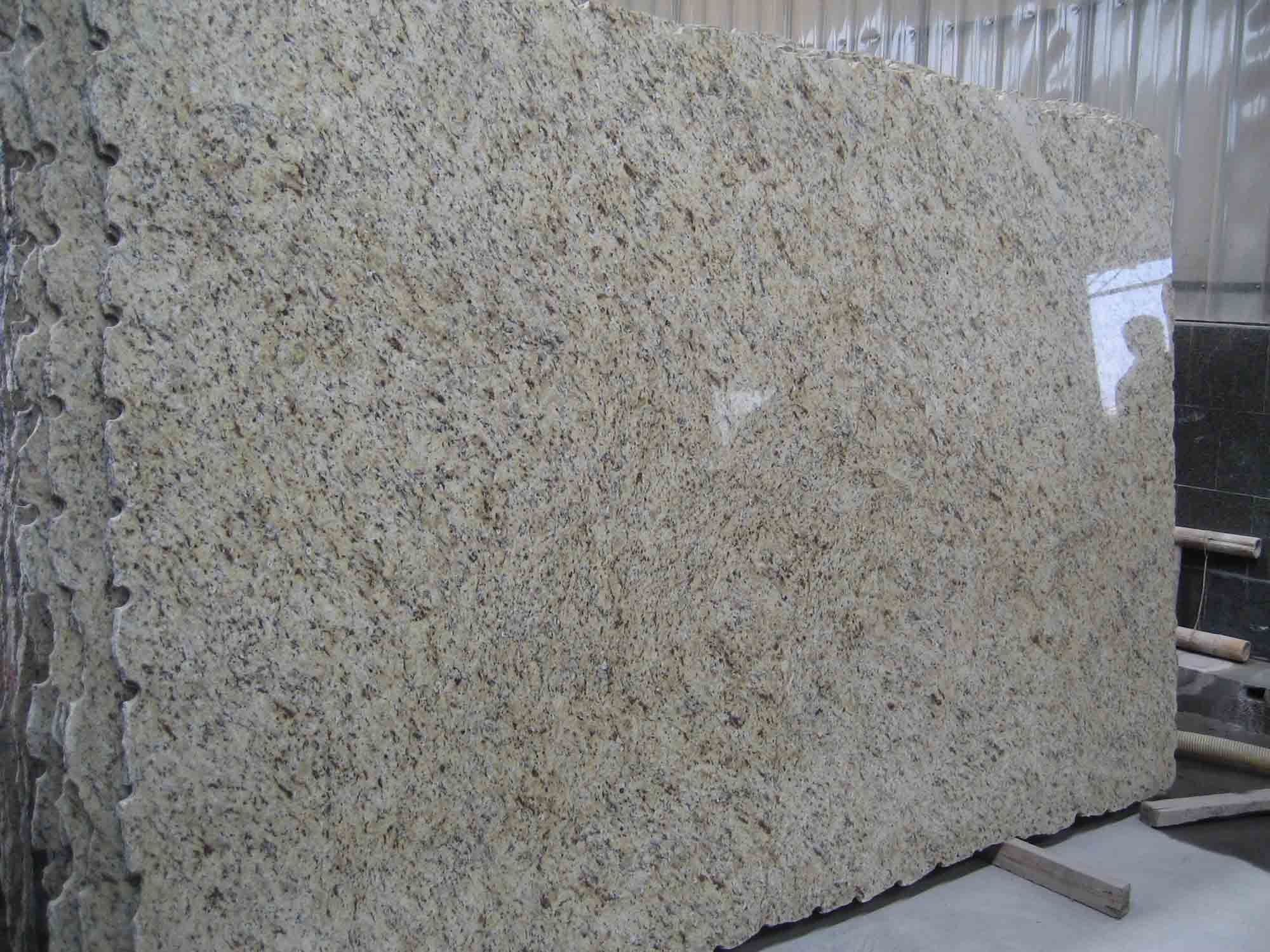 China Granite Giallo Ornamental China Granite Granite