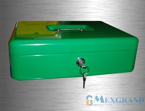 Mechanical Cash Box /Money Box with Tray (A-2 Series)