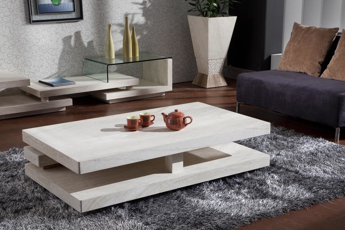 China Modern Nature Marble Coffee Table Photos Pictures Made In