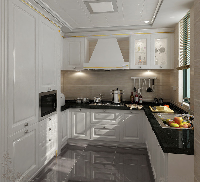 Painting High Gloss Kitchen Cabinets: China 2015 White Solid Wood Modular Kitchen Cabinet Photos