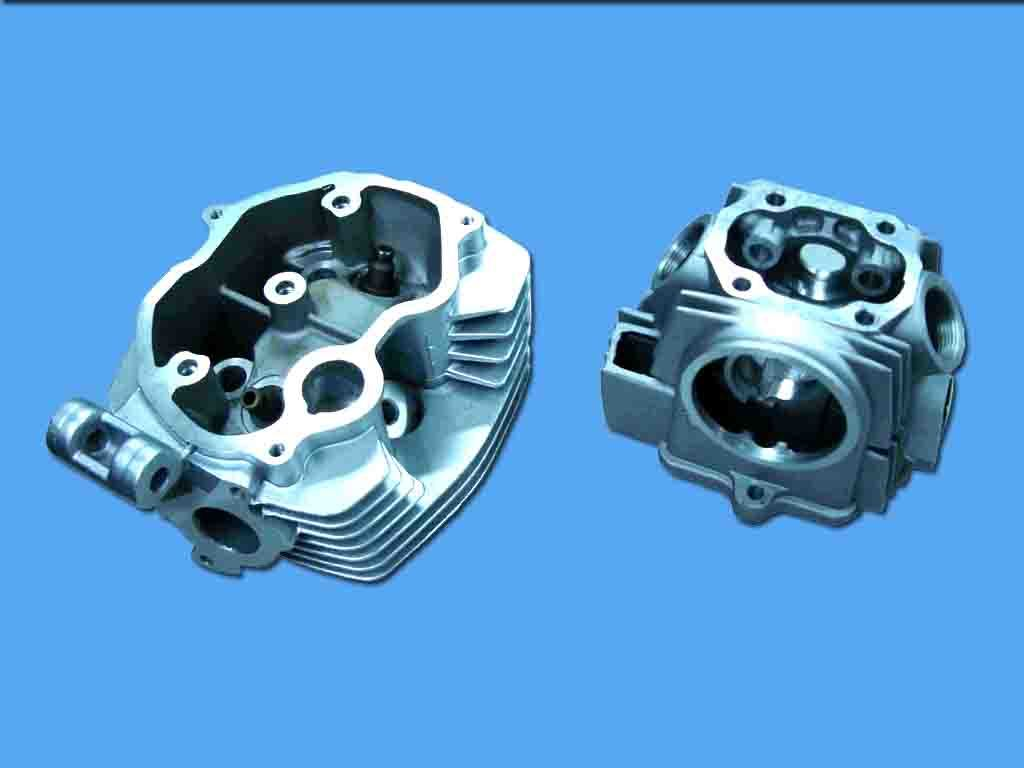 Motorcycle Cylinder Head : China motorcycle cylinder head part