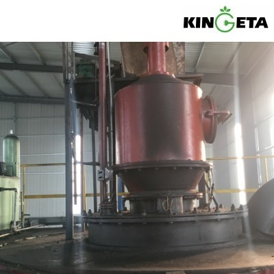 Kingeta Wooden Residues Gasifier Multi-Co-Generation System