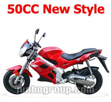 Bike 50cc Pulse Rage cc GY