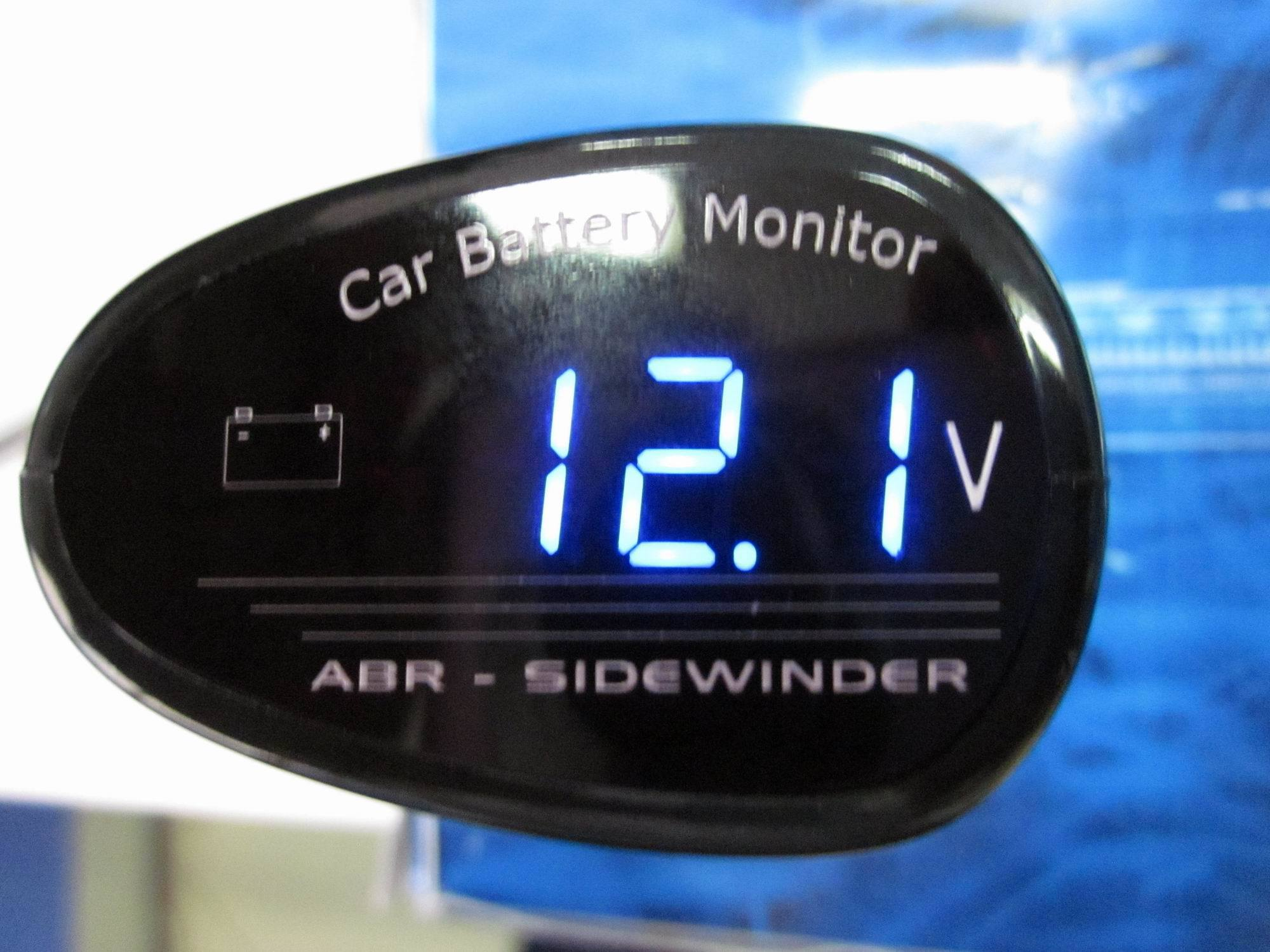 Auto Battery Monitor : China car battery meter photos pictures made in
