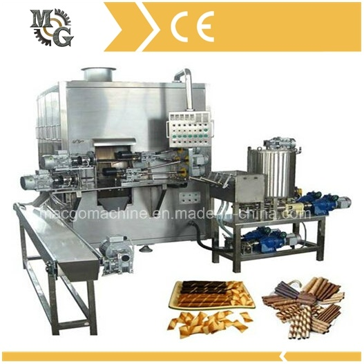 Auto Wafer Stick Roll Machine
