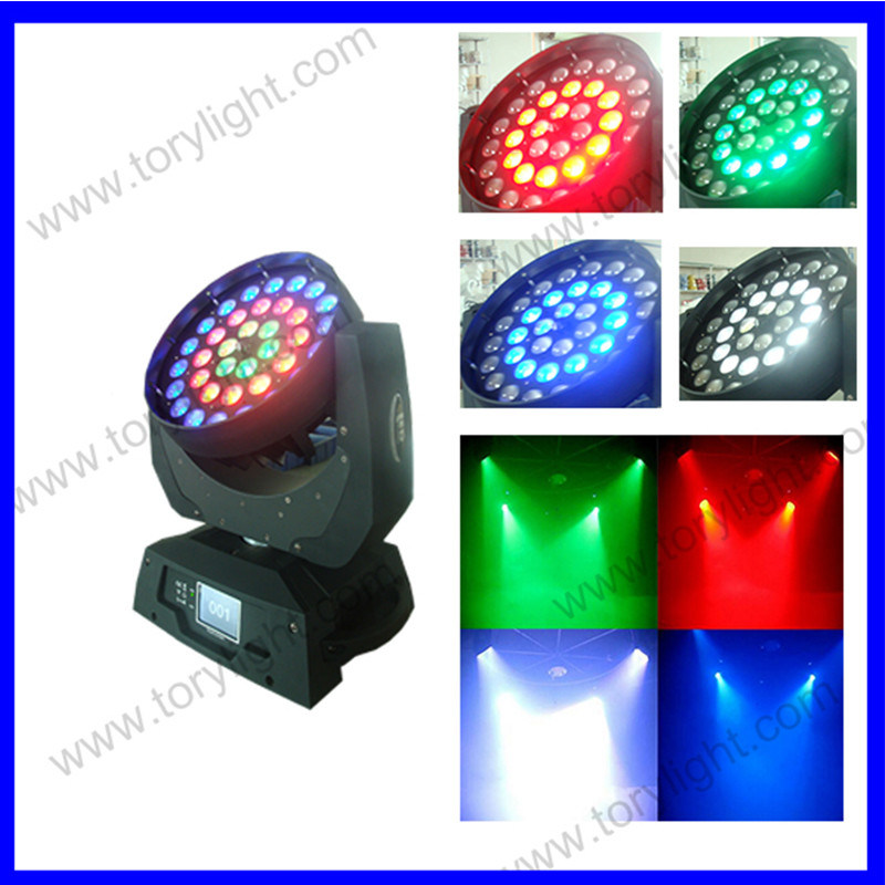 Zoom 36*10W LED Moving Head Light/Disco Light