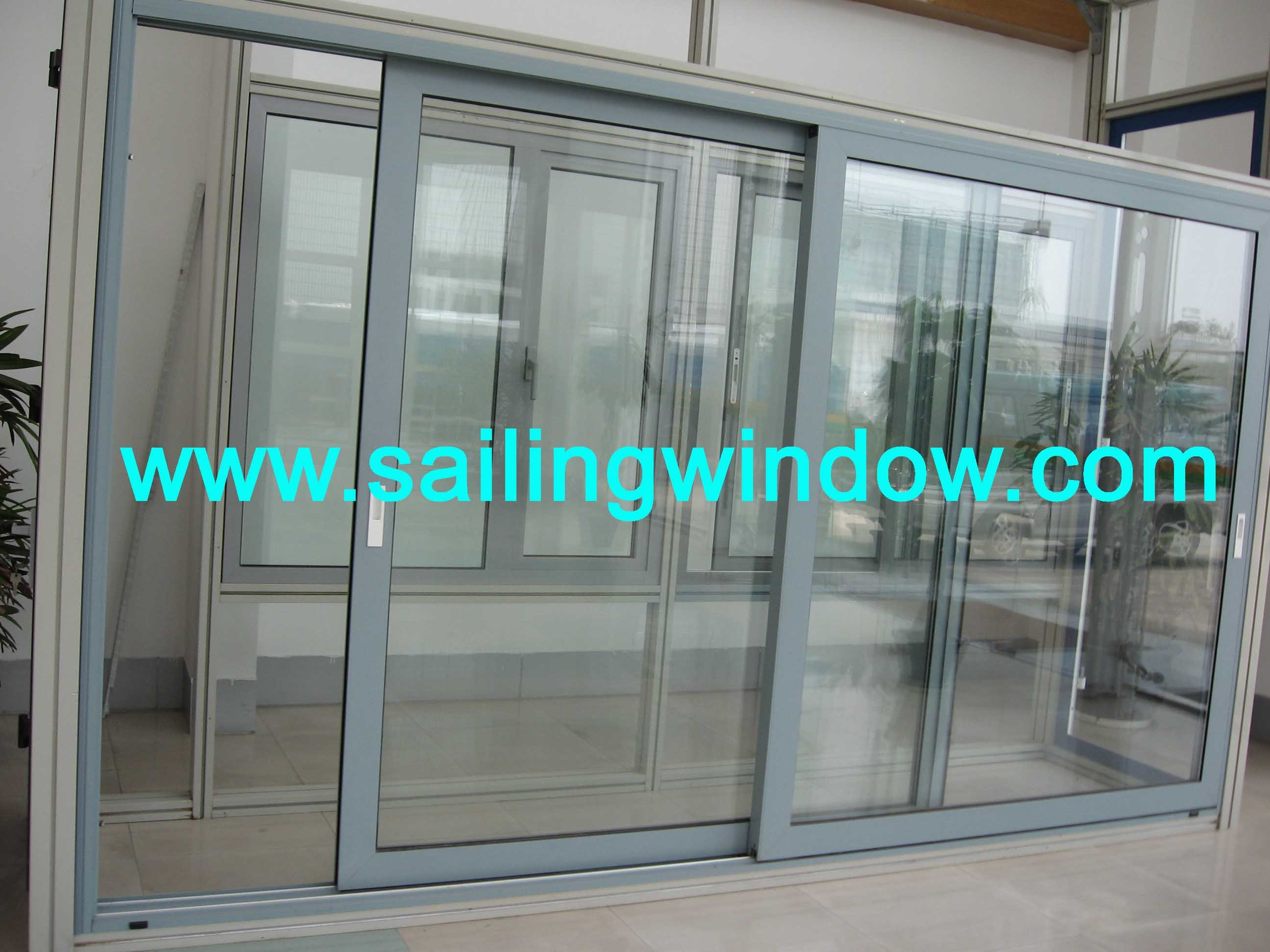 120 Series Sliding Door